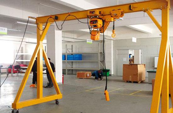 2 Ton Portable Gantry Crane