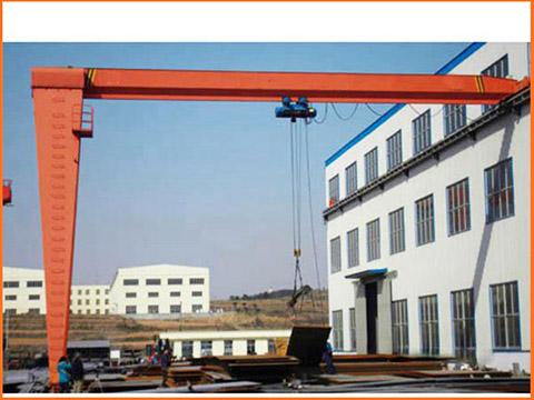 semi 4 ton gantry crane manufacturer