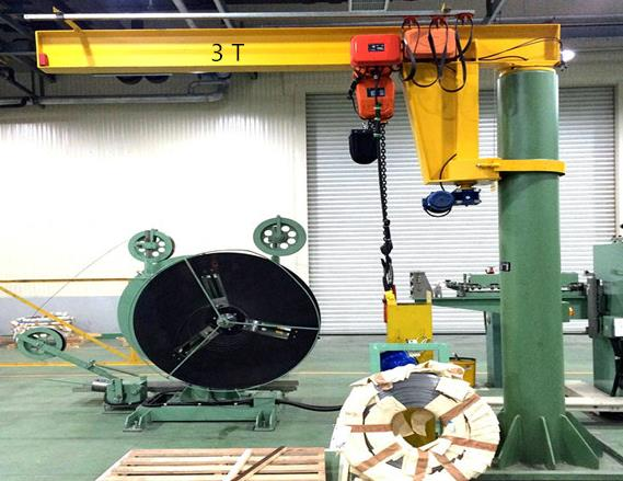 What You Need To Know About The Lifting Jib Crane