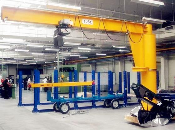 What You Need To Know About The Lifting Jib Cranes