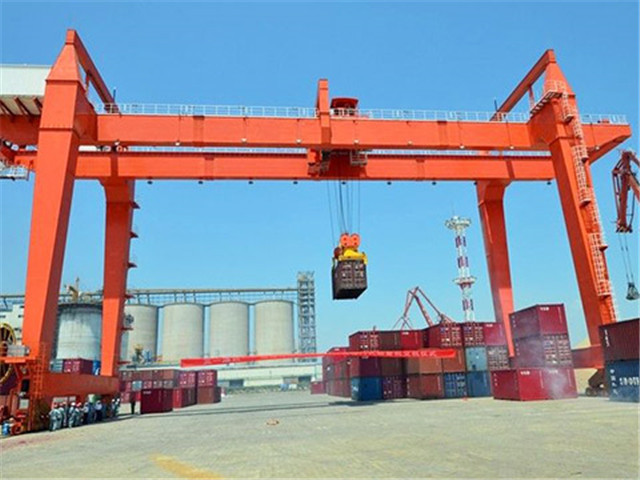 China's Container Gantry Crane manufacture