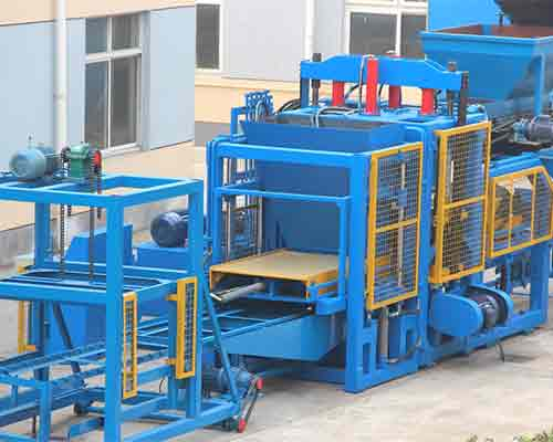 Concrete brick machine for sale in Sri Lanka